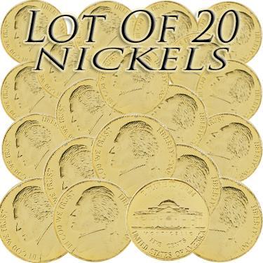 24K Lot20Nickels