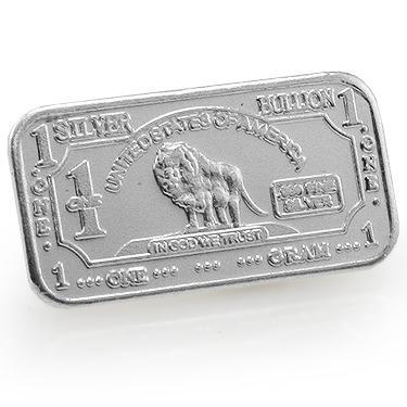 .999 SILVER LION