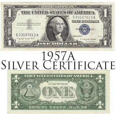 1957A Silver Cer