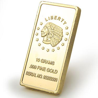 24K Gold Indian