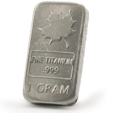 .999 Titanium