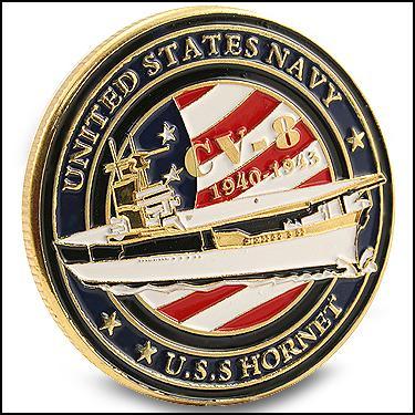 24K USS Hornet