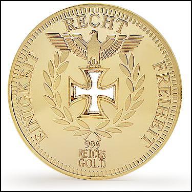 Reichsbank Coin
