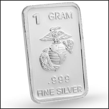 .999 Pure Silver