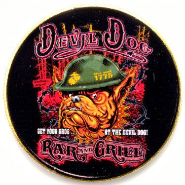 Devil Dog Coin