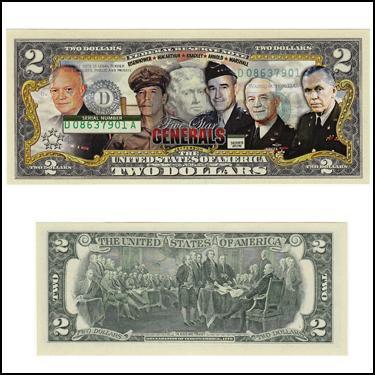 WWII Generals $2