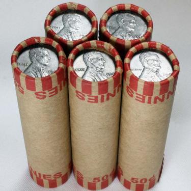 5 Penny Rolls