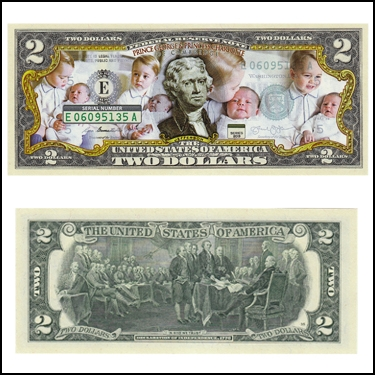 Royal Babies $2