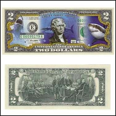 GW SHARK $2