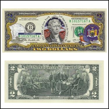 NEW YORK $2