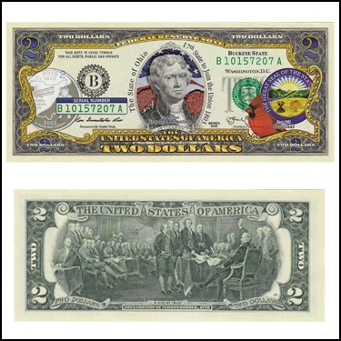 OHIO $2