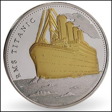 Silver Titanic