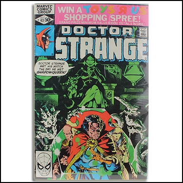 Dr Strange 43