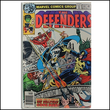 The Defenders 64