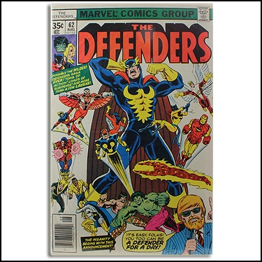 The Defenders 62