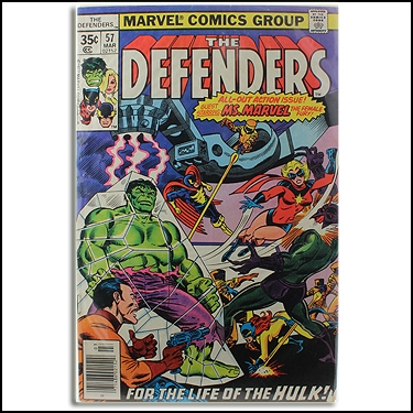The Defenders 57