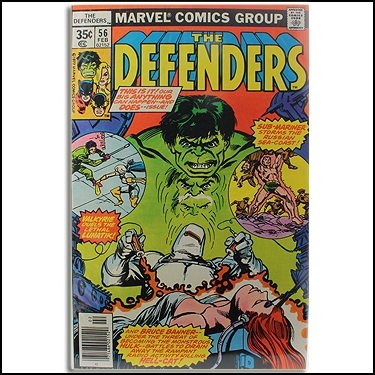 The Defenders 56