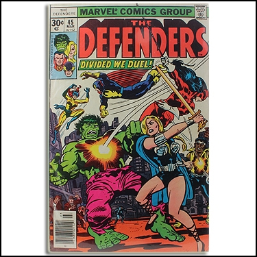The Defenders 45