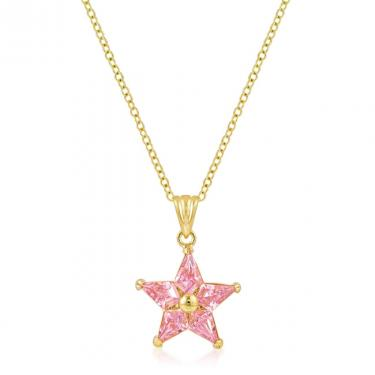Fancy Pink Star