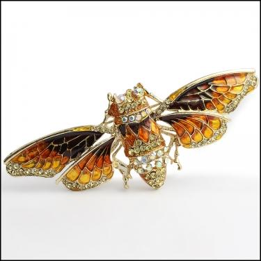 Crystal Moth