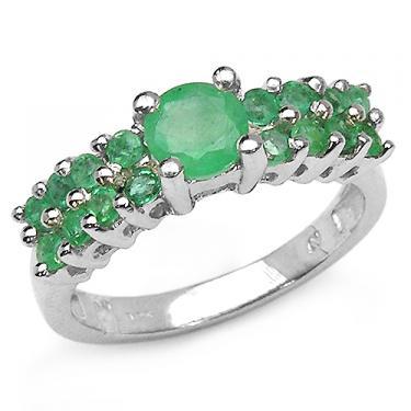 1 CTW Emerald