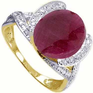 24 Diamonds Ruby