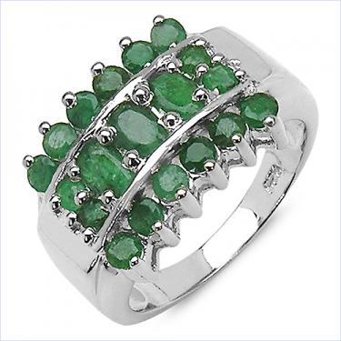 1.85CTW Emerald