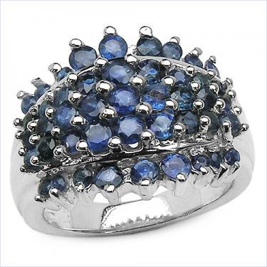 3.08CTW Sapphire