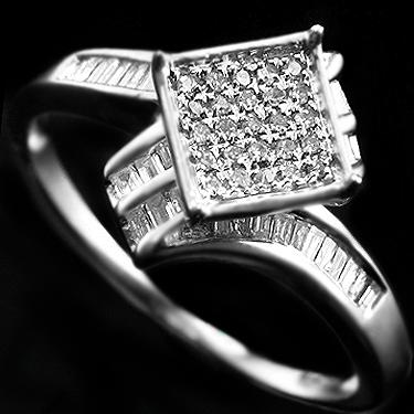 65 Diamonds Ring