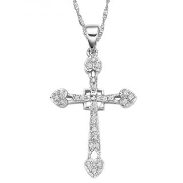 Diamonds Cross
