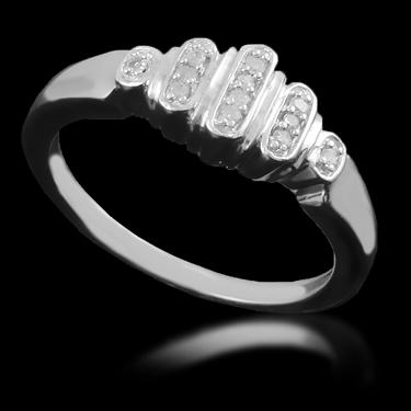 12 Diamonds Ring