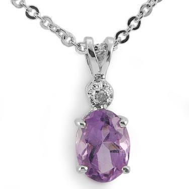 Diamond Amethyst