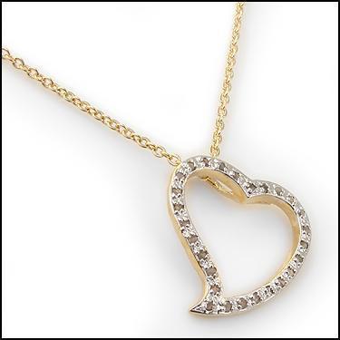 Diamonds Heart