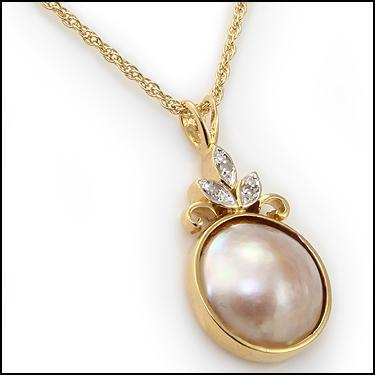 Diamonds Pearl