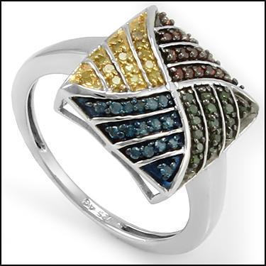 64 RYGB Diamonds