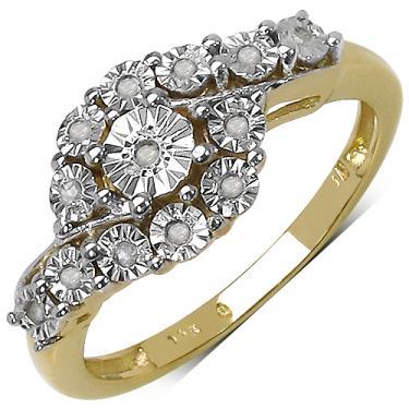 13 Diamonds Band