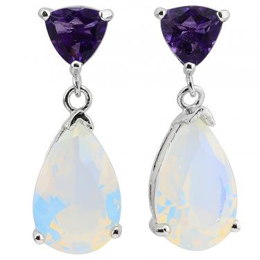 Amethyst Opal