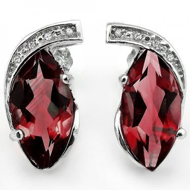 Diamonds Garnet