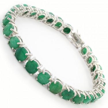 26.80CTW Emerald