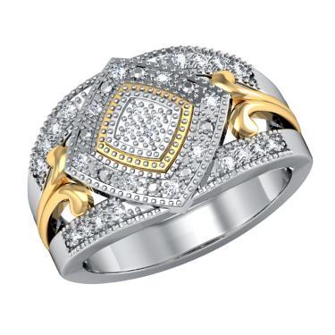 0.1ctw Diamond R