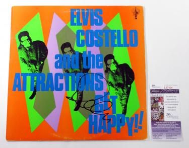 Signed Costello