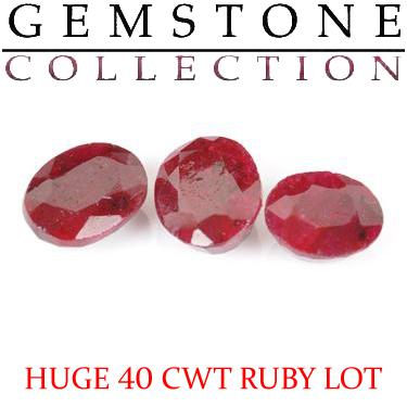 40 CWT Ruby Lot