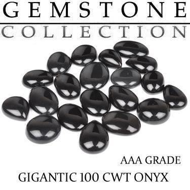 100 CWT Onyx Lot