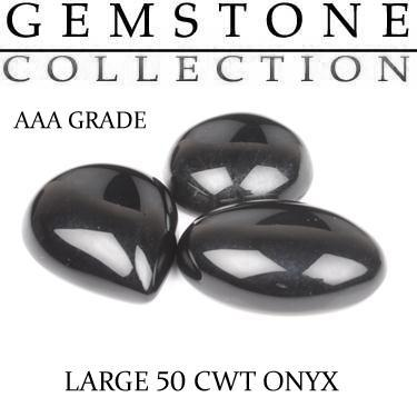 50 CWT Onyx Lot