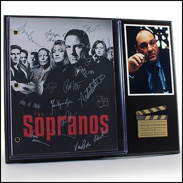 Sopranos Script