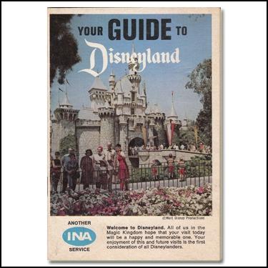 1967 DisneyGuide