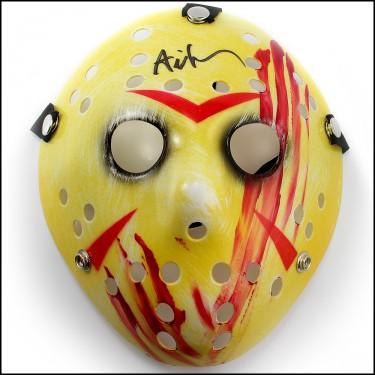Jason Mask Signd