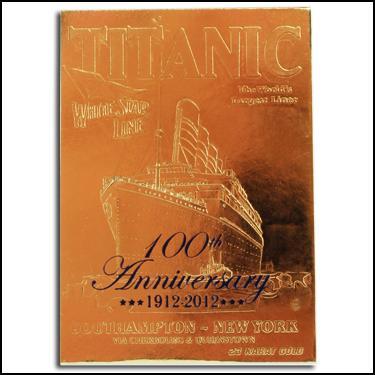 23K Titanic