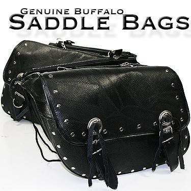 Saddle Bag Set