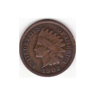 1902 Small Cents